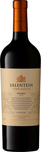 Bodegas Salentein Barrel Selection Malbec